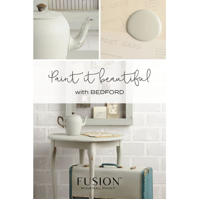 FUSION MINERAL PAINT (Tester - 37 ml) | Bedford | PAINT | $5.00