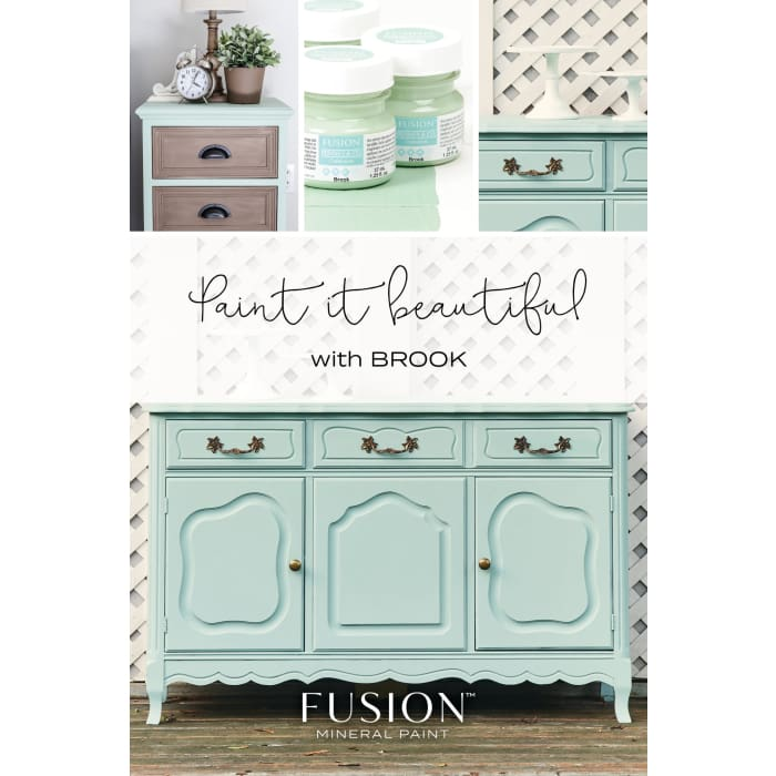 FUSION MINERAL PAINT (Tester - 37 ml) | Brook | PAINT | $5.00