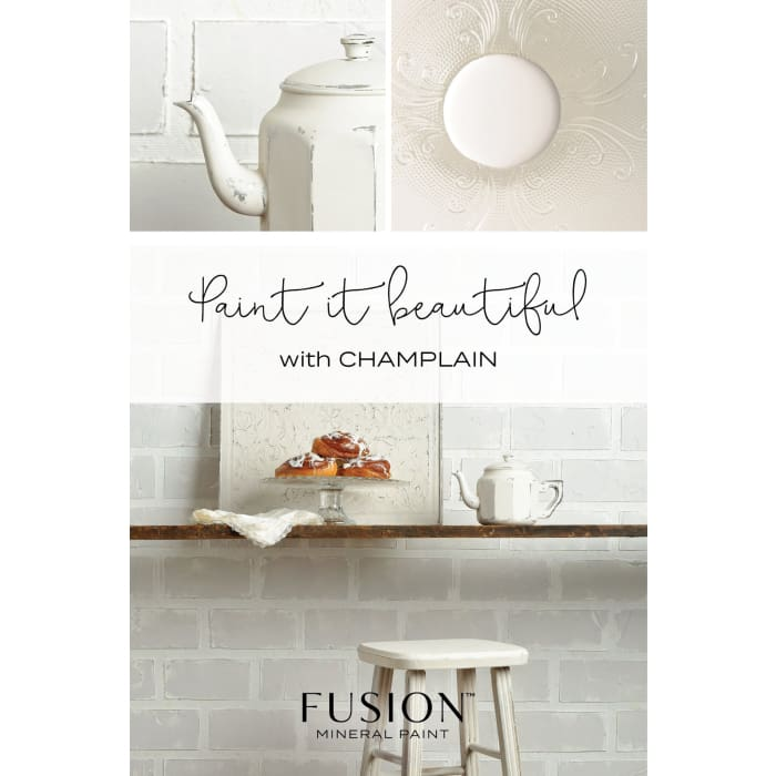 FUSION MINERAL PAINT (Tester - 37 ml) | Champlain | PAINT | $5.00