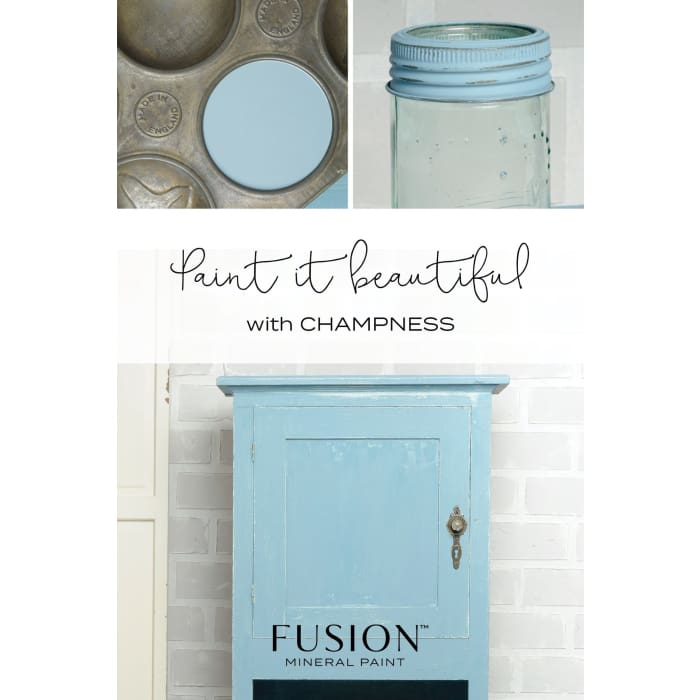 FUSION MINERAL PAINT (Tester - 37 ml) | Champness | PAINT | $5.00