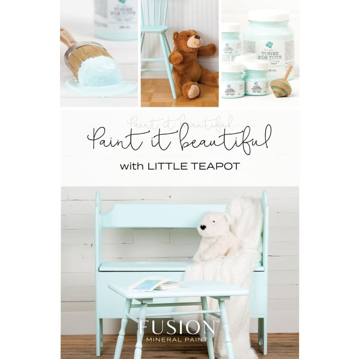 FUSION MINERAL PAINT (Tester - 37 ml) | Little Teapot | PAINT | $5.00