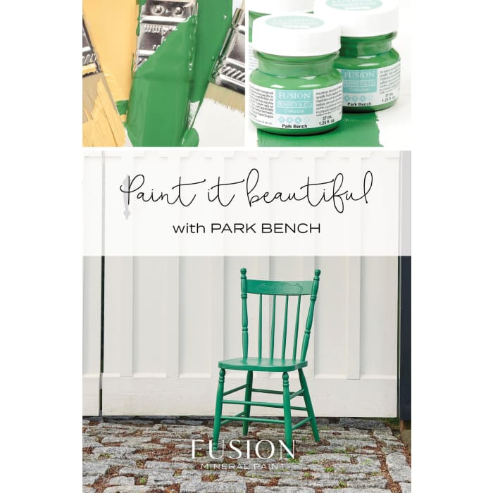 FUSION MINERAL PAINT (Tester - 37 ml) | Park Bench | PAINT | $5.00
