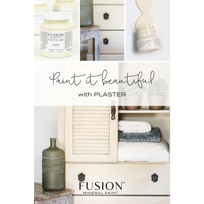 FUSION MINERAL PAINT (Tester - 37 ml) | Plaster | PAINT | $5.00