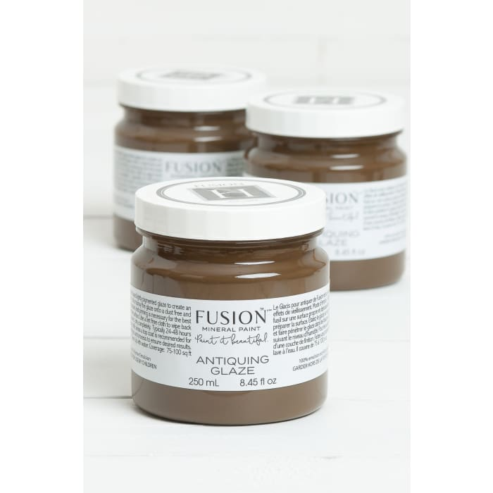 Glaze | Antiquing | FUSION MINERAL PAINT | $20.00