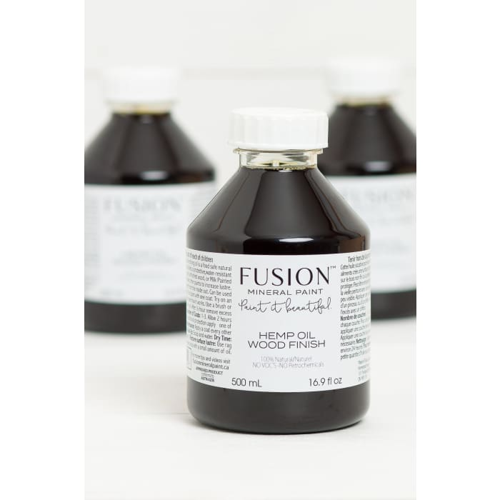 Hemp Oil Wood Finish | FUSION MINERAL PAINT | $23.00