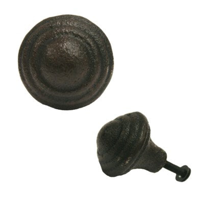 Cast Iron Knob small