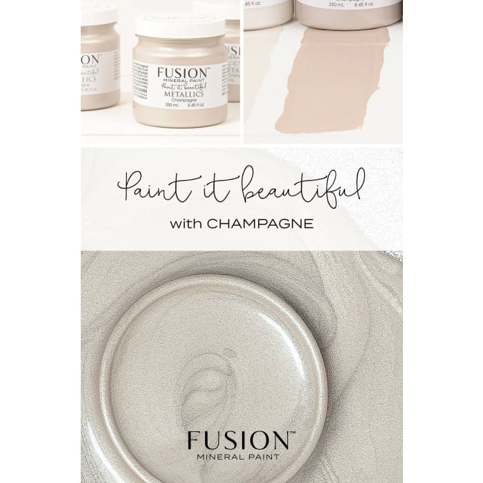 Metallics | Champagne 37ml | PAINT | $11.00