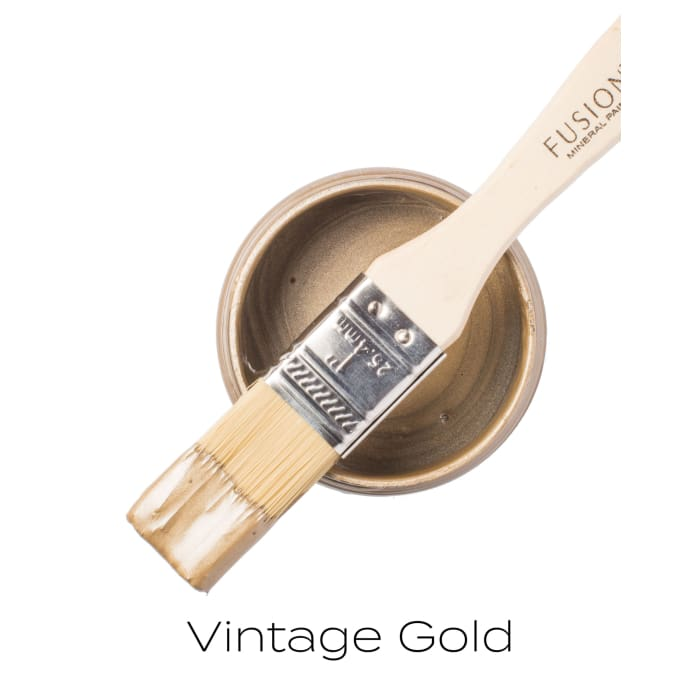 Metallics | Vintage Gold 37 ml | PAINT | $11.00