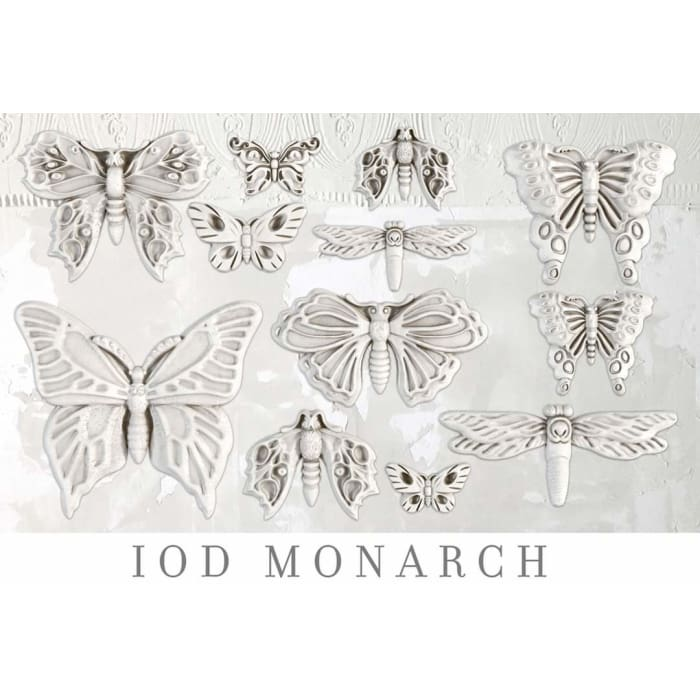 Monarch Decor Mould | MOULDS | $28.00