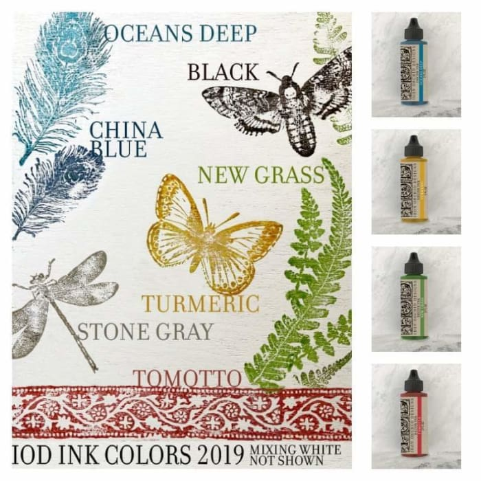 Oceans Deep Ink 2 oz. | ACCESSORIES | $25.00