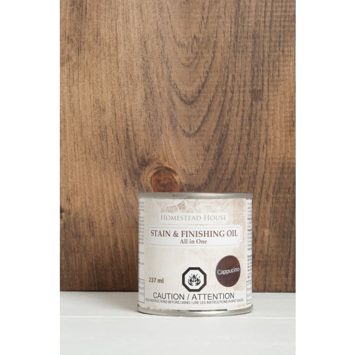 STAIN AND FINISHING OIL (SFO) | Cappuccino | FUSION MINERAL PAINT | $25.00