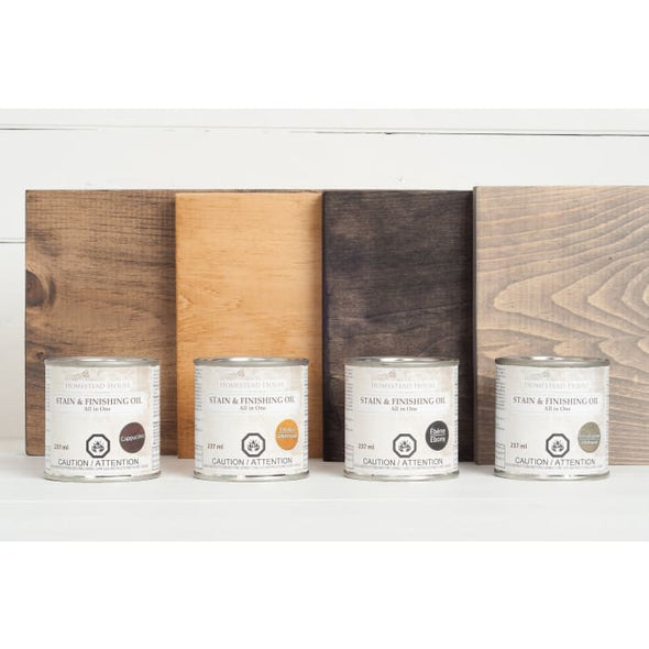 STAIN AND FINISHING OIL (SFO) | FUSION MINERAL PAINT | $25.00