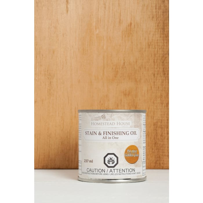 STAIN AND FINISHING OIL (SFO) | Golden Pine | FUSION MINERAL PAINT | $25.00