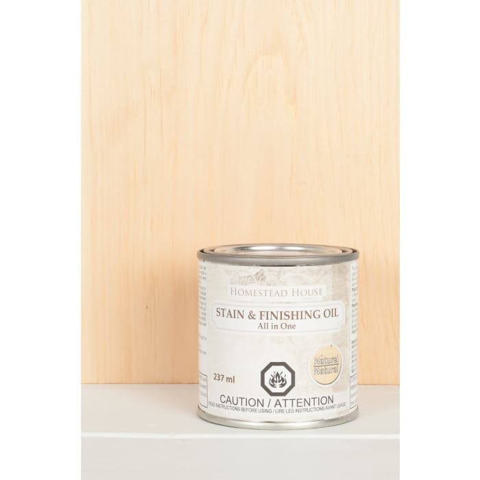 STAIN AND FINISHING OIL (SFO) | Natural | FUSION MINERAL PAINT | $25.00
