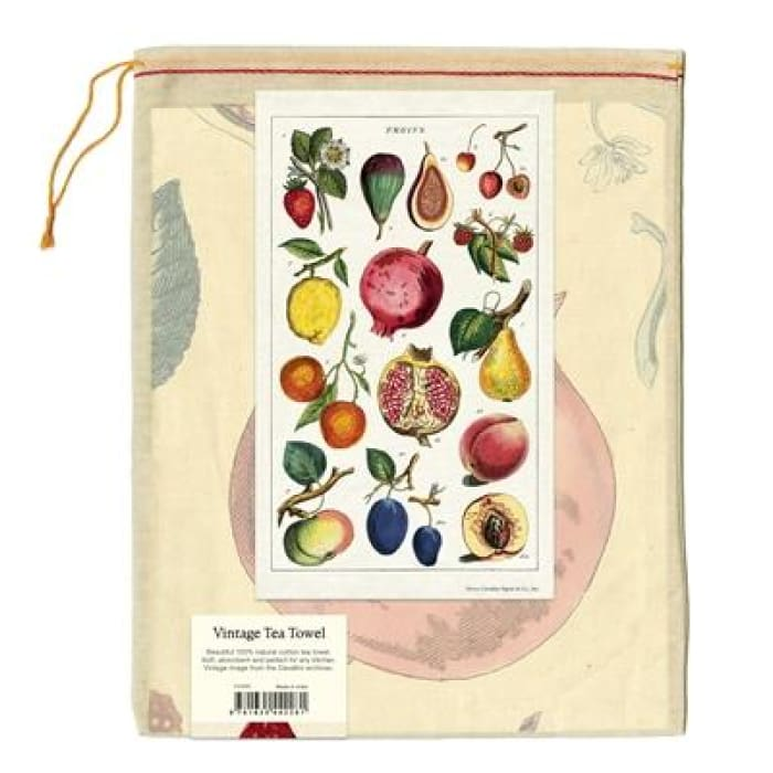 Tea Towels | Cavallini | $12.00