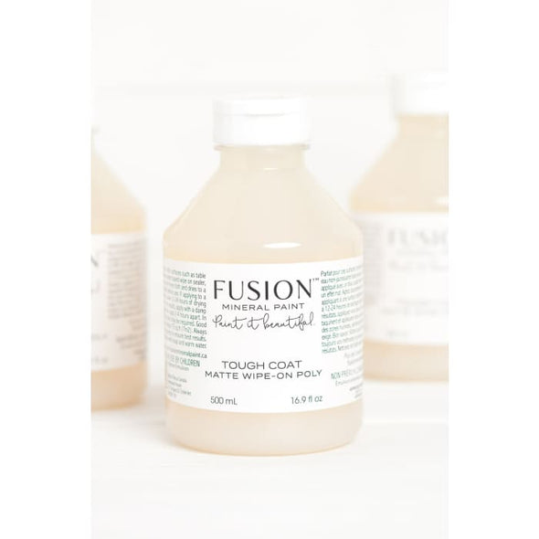 Tough Coat Matte - Wipe-on Poly | FUSION MINERAL PAINT | $20.00