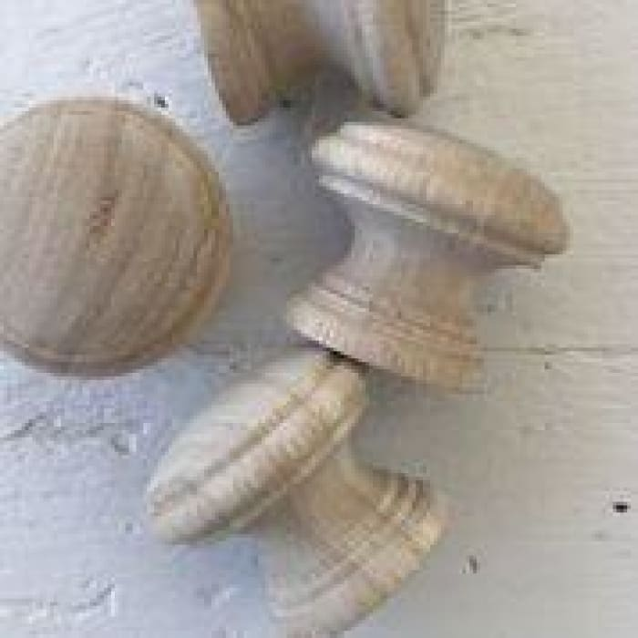 Wooden knobs - 1.5 | ACCESSORIES | $16.00