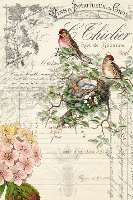 Roycycled Decoupage Paper