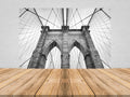 Brooklyn Bridge Peel and Stick Wallpaper