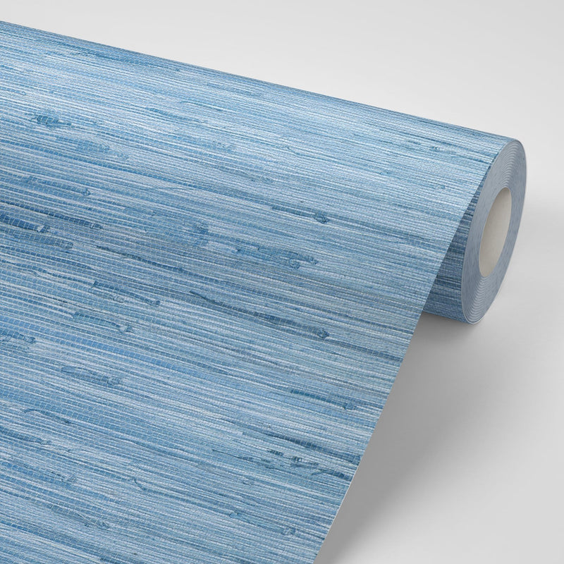 Pacifica Grasscloth Peel and Stick Wallpaper