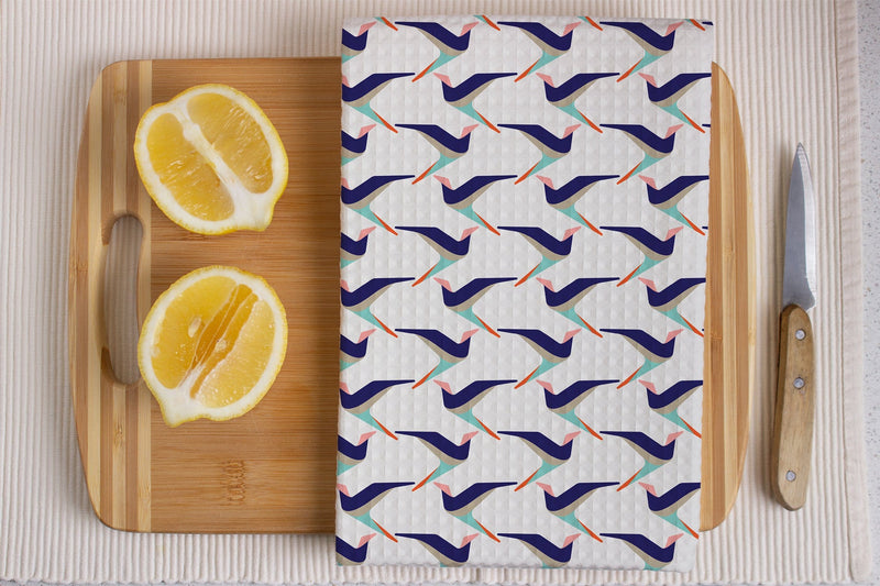 Hummingbird Kitchen Tea Towel