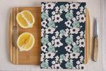 Succulents Kitchen Tea Towel