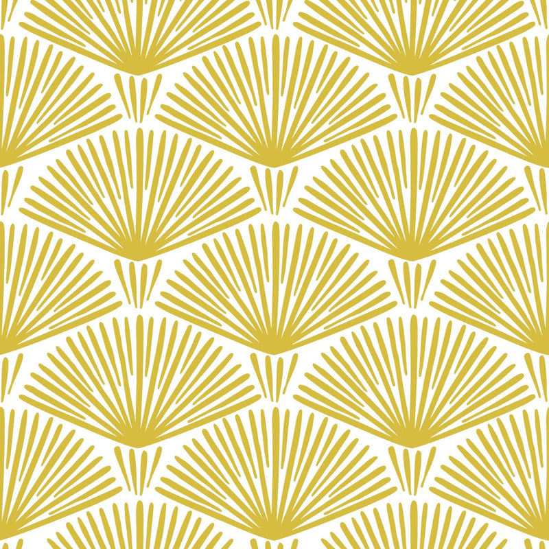 Golden Grove Peel and Stick Wallpaper