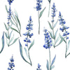 Lavender Peel and Stick Wallpaper