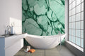 Malachite Mural Peel and Stick Wallpaper