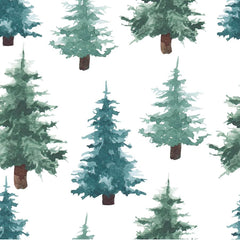 Pine Peel and Stick Wallpaper