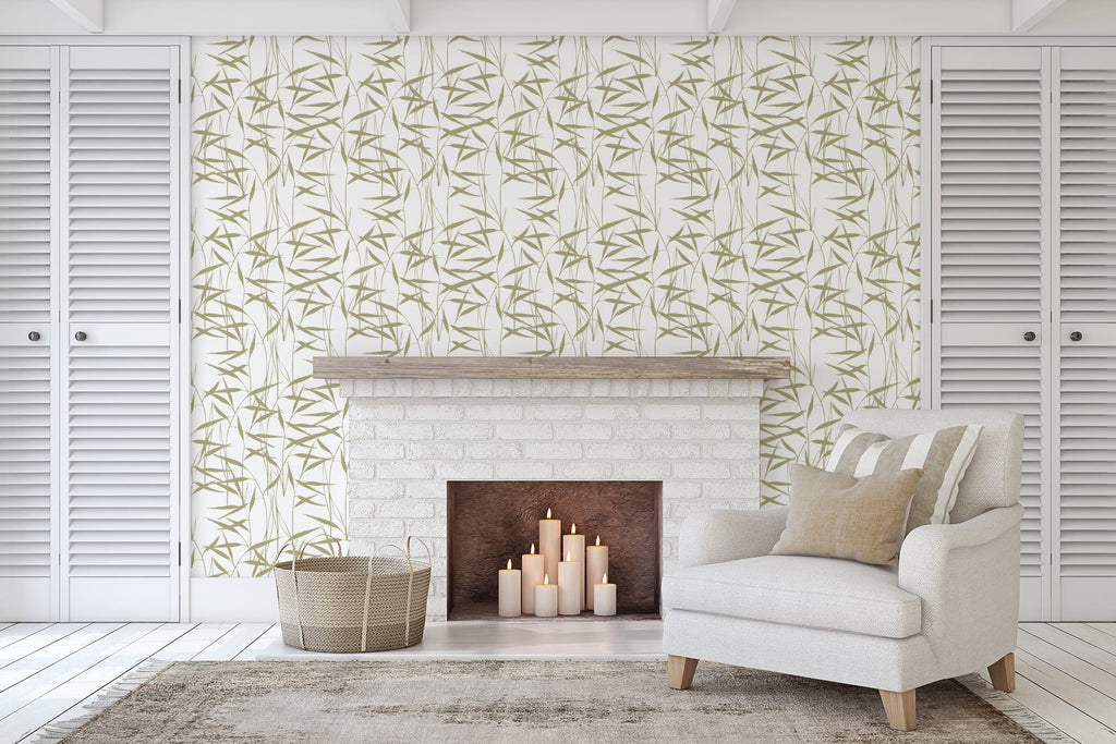Verdura Peel and Stick Wallpaper