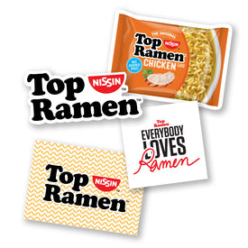 TOP RAMEN STICKER VARIETY PACK
