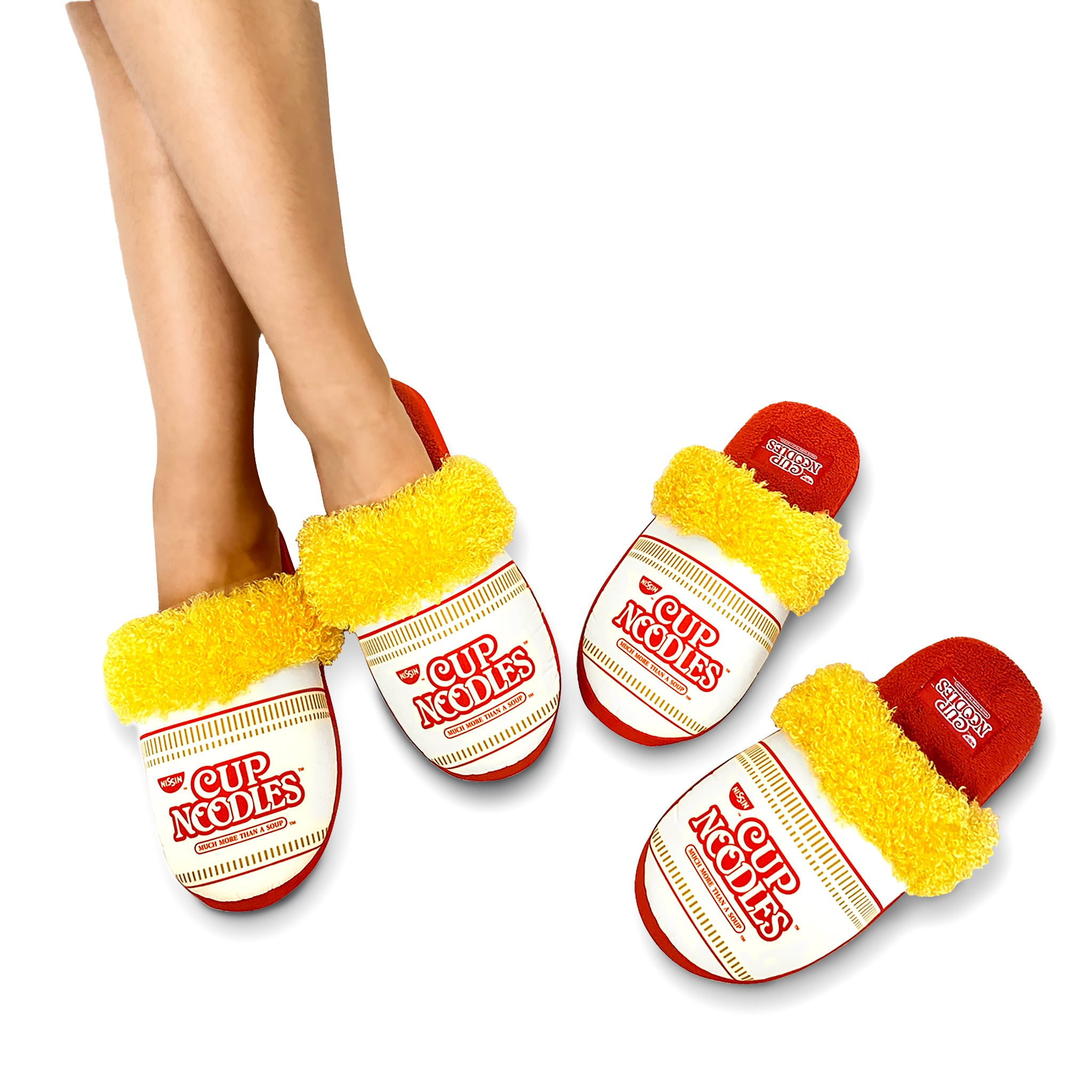CUP NOODLES SLIPPERS