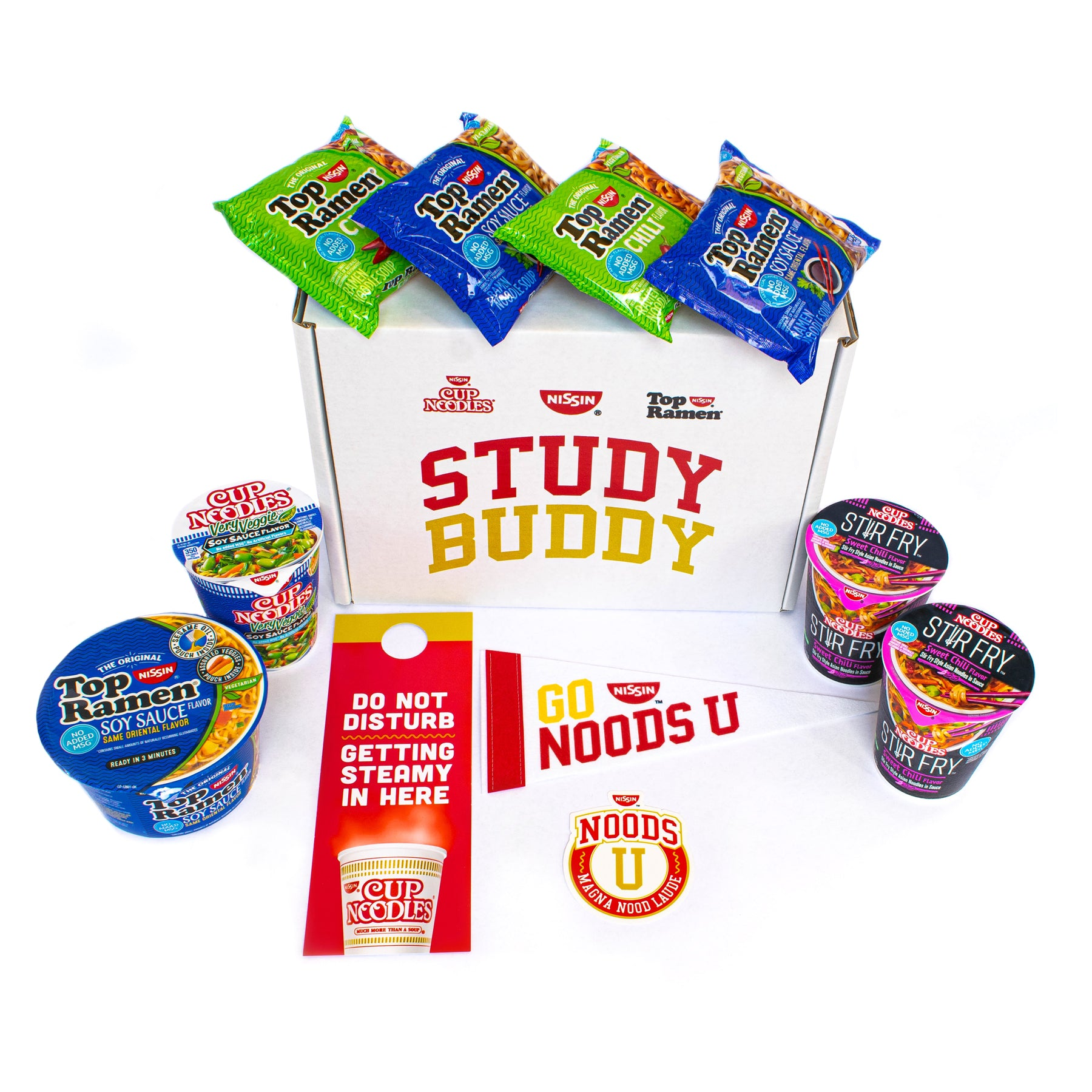 NISSIN STUDY BUDDY BOX: MINOR EDITION