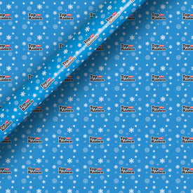 TOP RAMEN WRAPPING PAPER (BLUE)