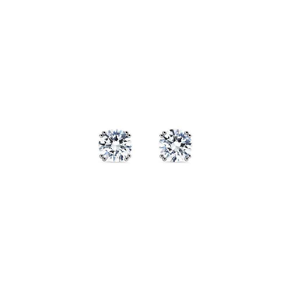 Skagi Diamond Studs VS - Platinum