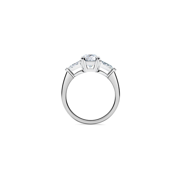 Skagi Diamond Ring - Platinum