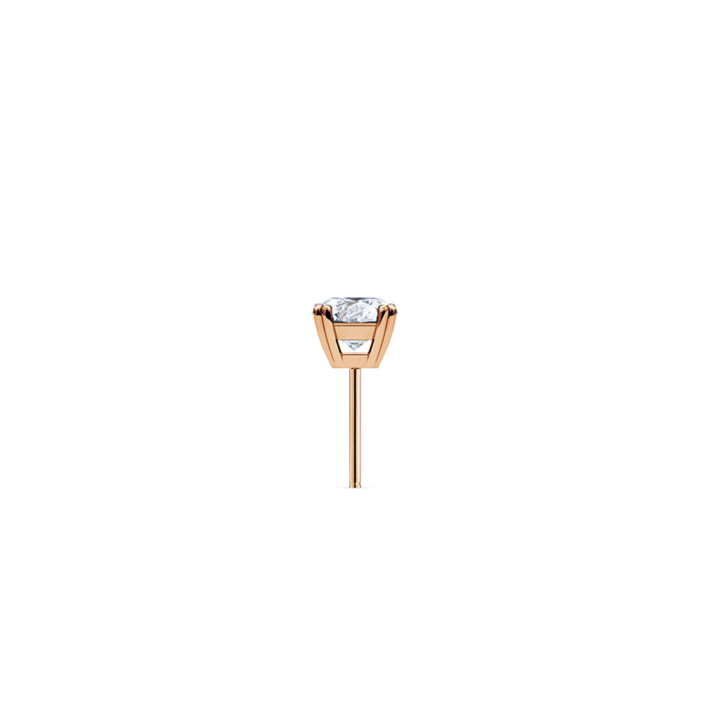 Skagi Diamond Studs VS - 18k Rose Gold