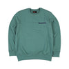 MAFIFA MINT GREEN SWEATSHIRT - GOLASO