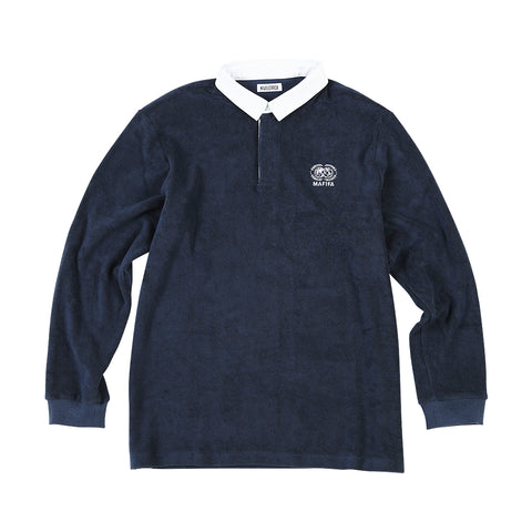 MAFIFA NAVY POLO SHIRT - GOLASO