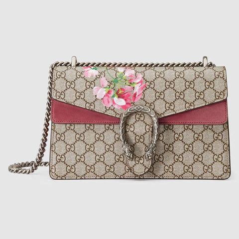 Dionysus small GG Blooms shoulder bag