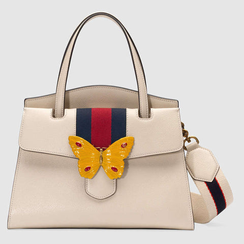 GucciTotem medium top handle bag