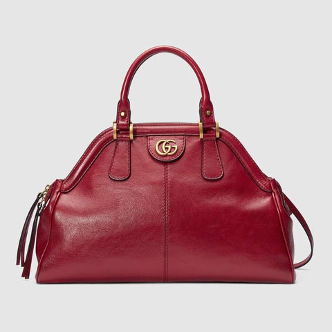 RE(BELLE) medium top handle bag
