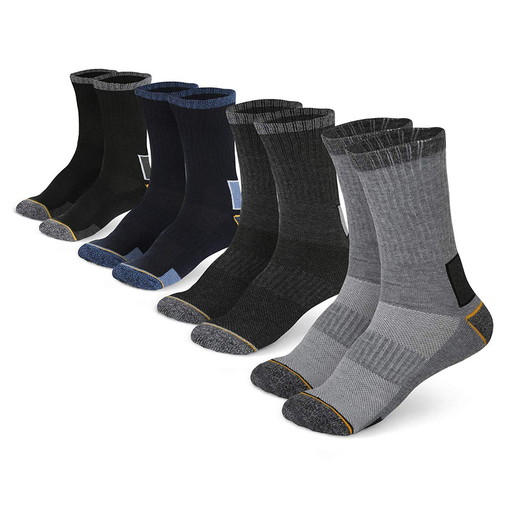 Pembrook All Season Crew Boot Socks - (4 Pack)