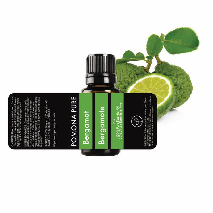Blends using Bergamot