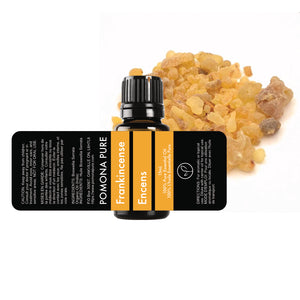 Blends using Frankincense