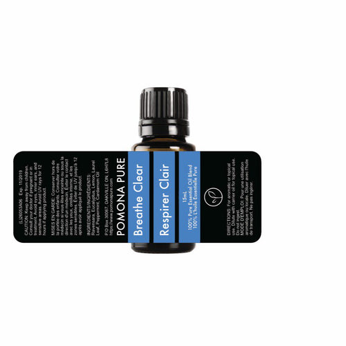 15ml Breathe Clear Blend