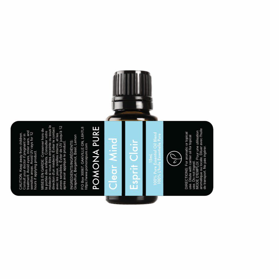 15ml Clear Mind Blend
