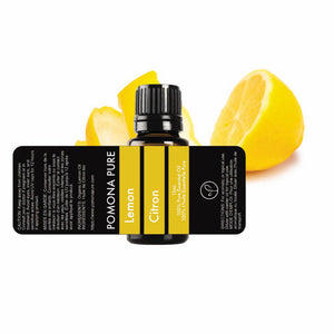 15ml Lemon Organic Essential Oil