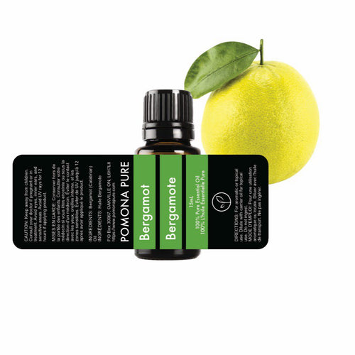15ml Bergamot (Calabrian) Essential Oil